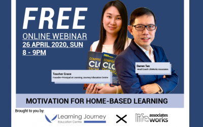 Free Webinar : Motivation for Home-Based Learning