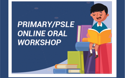 Primary/PSLE Online Oral Booster Course (English)