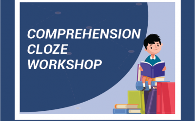 Comprehension Cloze Workshop