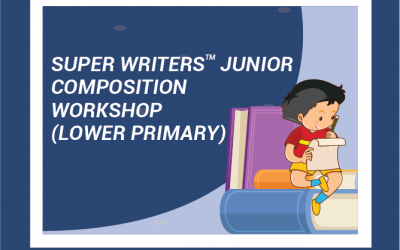 Super Writers Junior Composition Workshop (P2-P3)
