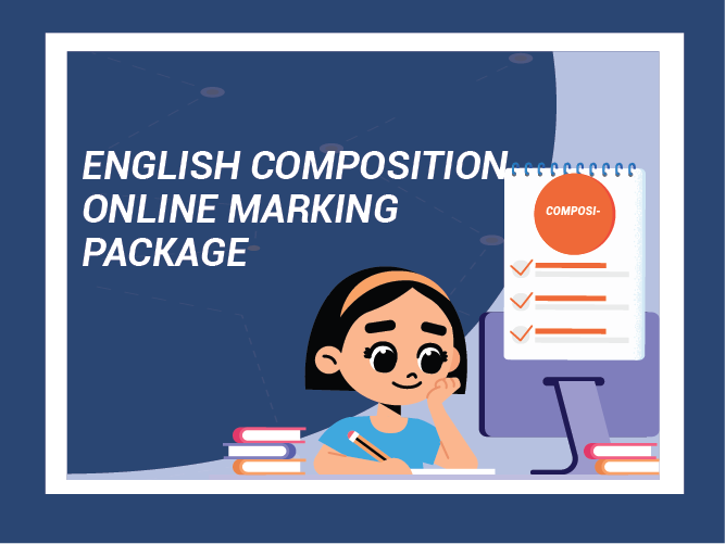 Primary English Composition Online Marking Package