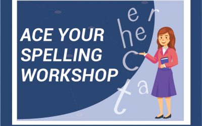 Ace Your Spelling Workshop (P1-P3)
