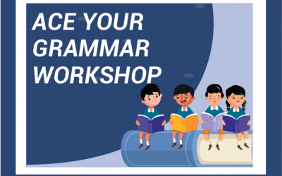 Ace Your Grammar Workshop (P1-P3)
