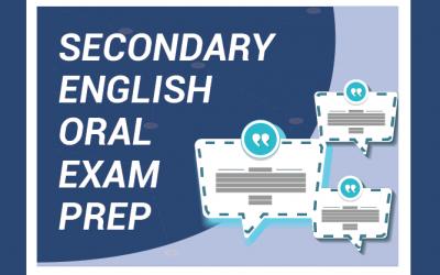 Secondary Online Oral Exam Prep Class