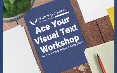 Ace Your Visual Text Workshop