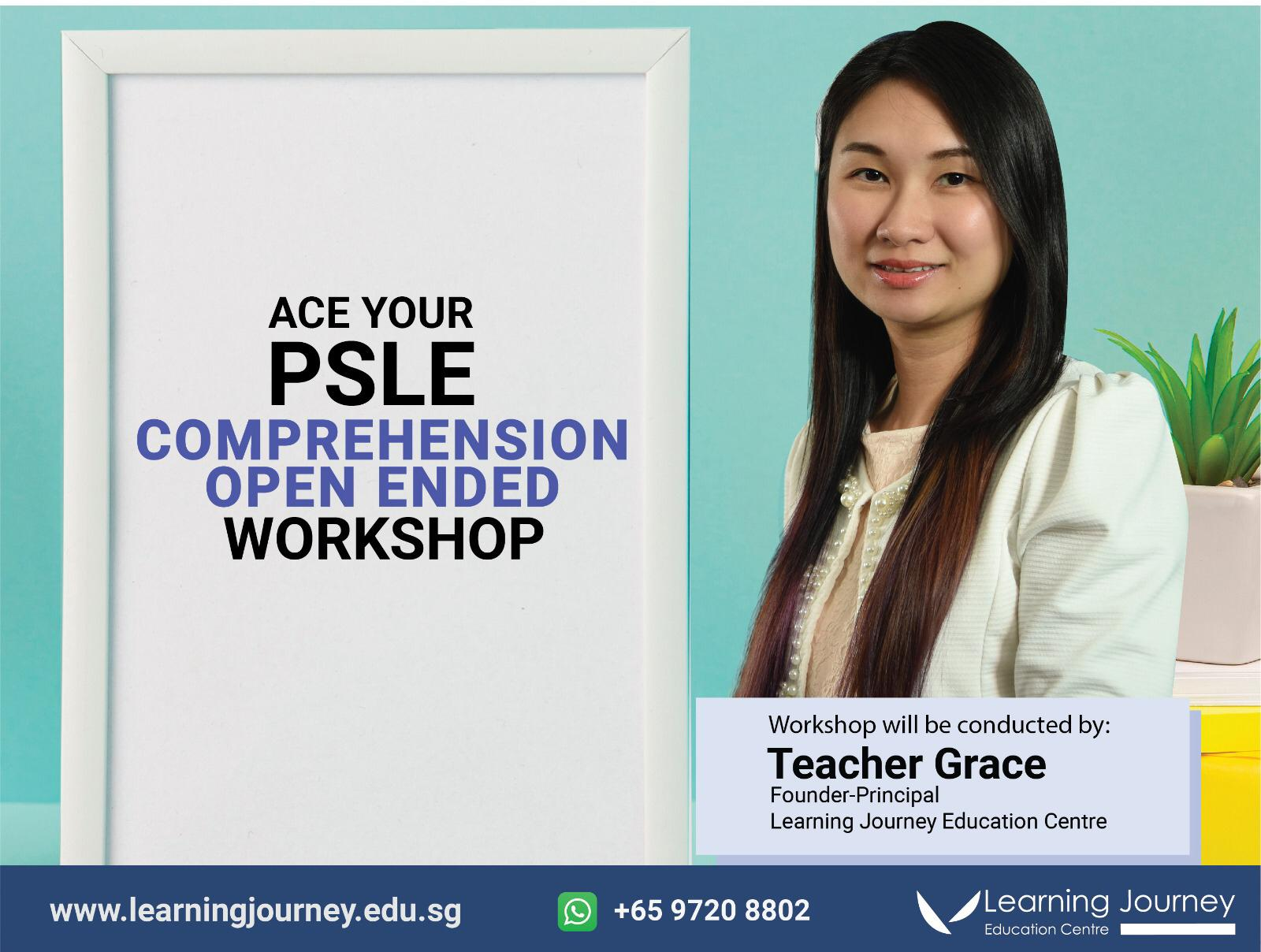 Ace-your-PSLE-Comprehension-Open-Ended-Workshop-the-online-english-classroom-learning-journey-education-centre