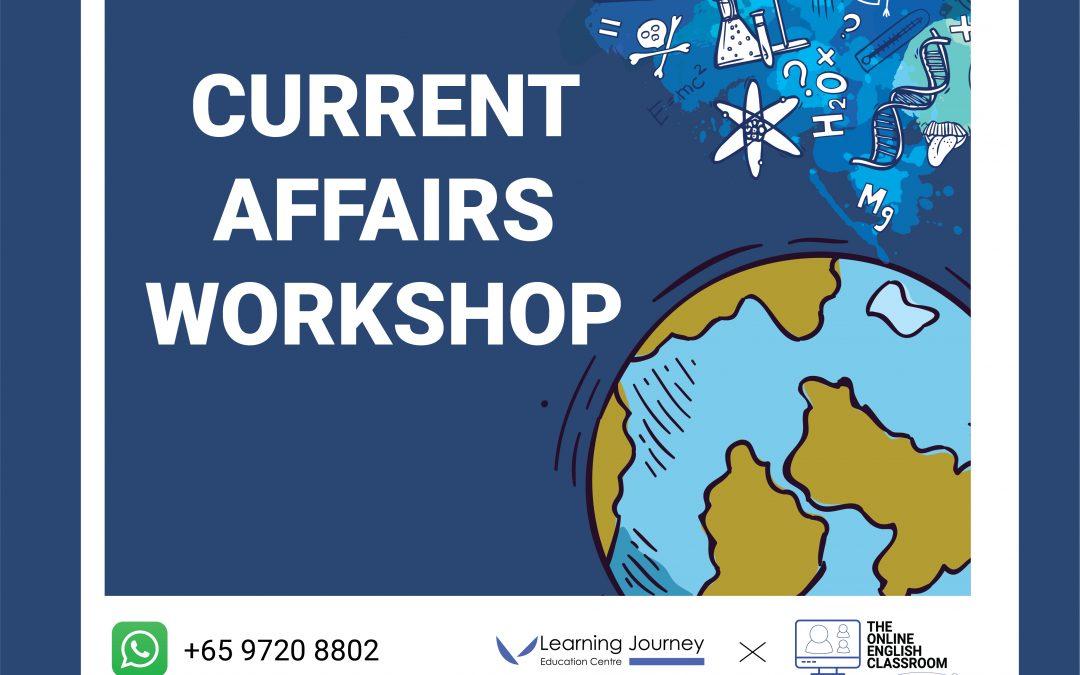 Current Affairs Workshop (Primary School