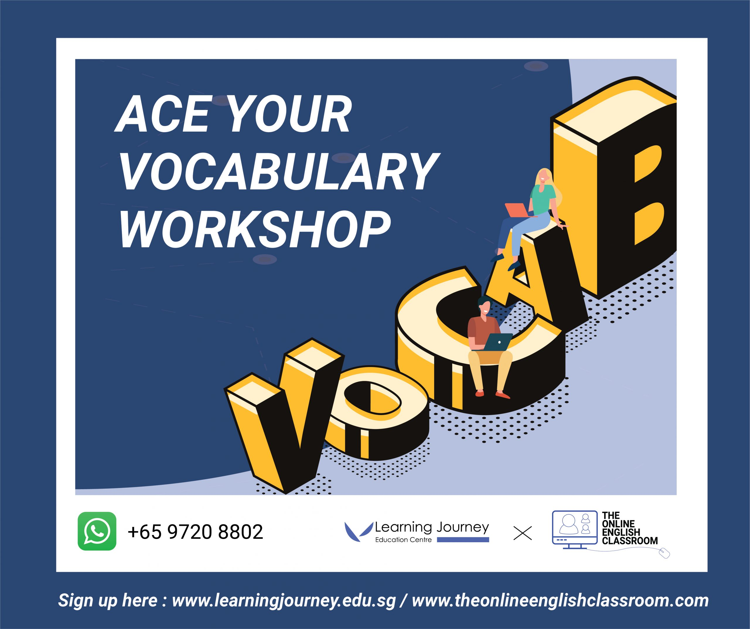 Holiday classes package Sec_ACE YOUR VOCABULARY WORKSHOP--the-online-english-classroom